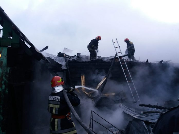 incendiu, foto arhivă