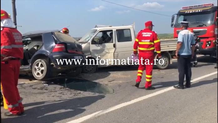 suceveancă rănită accident Botoșani