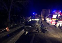 accident Grănicești