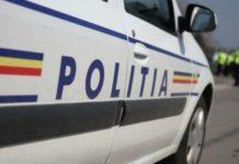 mașină poliție