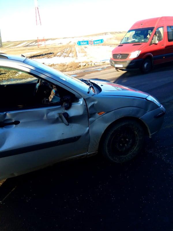 mașină lovită tren Rădăuți