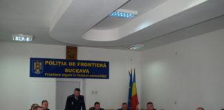 ședința Poliția de Frontieră