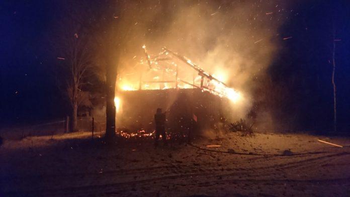 incendiu Dorna Candrenilor