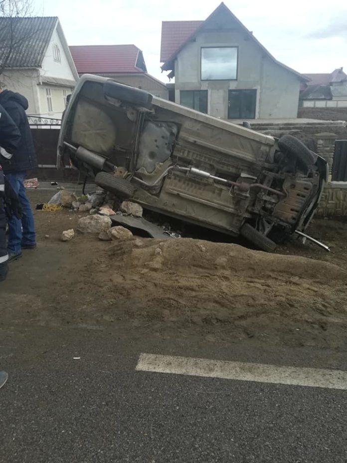 accident Milișăuți