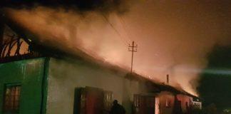 incendiu hală Bilca