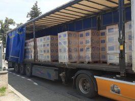 distributie pachete