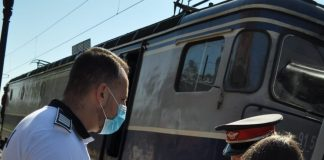 """Campania """"Selfie-ul pe tren nu ia like-uri, ia vieți"""